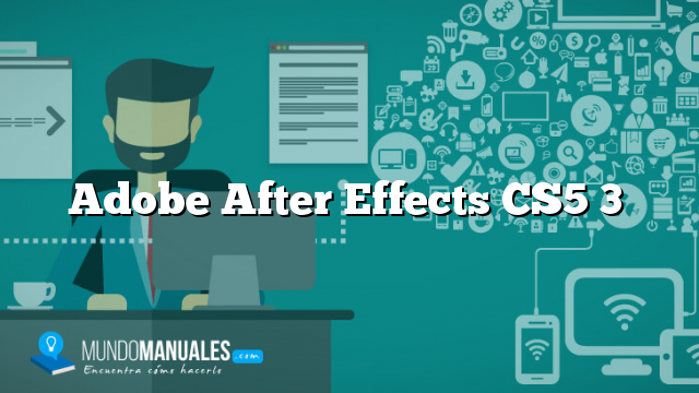 adobe after effects manual pdf cs5