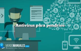 Antivirus para pendrive