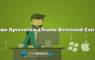 ¿Cómo Aprovechar Ubuntu-Restricted-Extras?