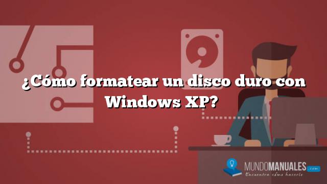 Cómo formatear una pc e instalar windows xp sp3.