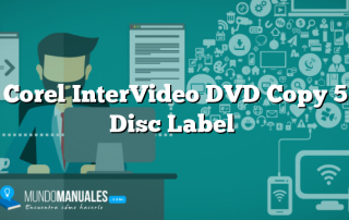 Corel InterVideo DVD Copy 5 Disc Label