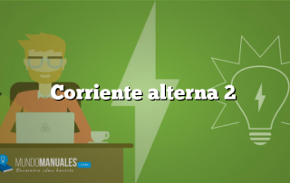 Corriente alterna 2