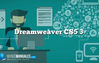 Dreamweaver CS5 3