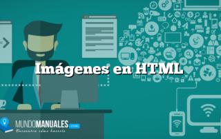 Imágenes en HTML