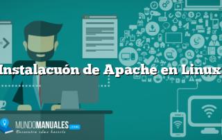 Instalacuón de Apache en Linux