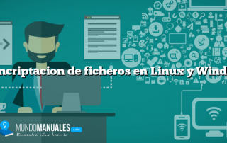 La encriptacion de ficheros en Linux y Windows