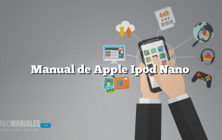 Manual de Apple Ipod Nano