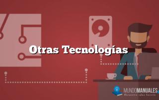 Otras Tecnologías