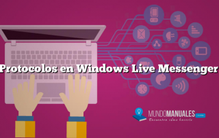 Protocolos en Windows Live Messenger