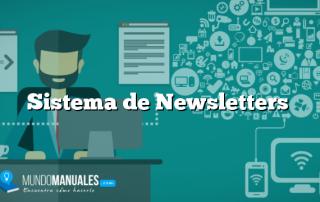 Sistema de Newsletters