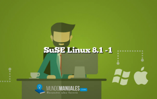 SuSE Linux 8.1 -1