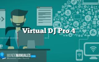 Virtual DJ Pro 4