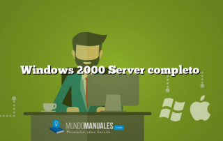 Windows 2000 Server completo