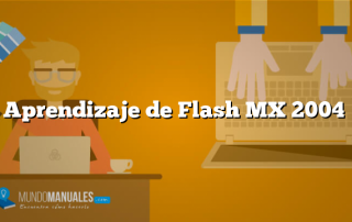 Aprendizaje de Flash MX 2004