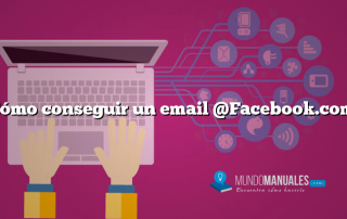 Cómo conseguir un email @Facebook.com