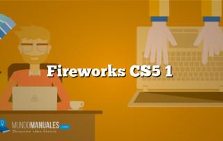 Fireworks CS5 1