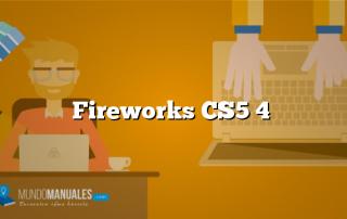 Fireworks CS5 4