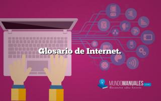 Glosario de Internet.