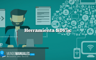 Herramienta SDFix