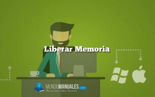 Liberar Memoria