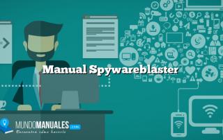 Manual Spywareblaster
