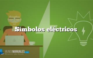 Símbolos eléctricos