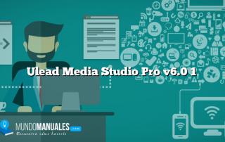 Ulead Media Studio Pro v6.0 1