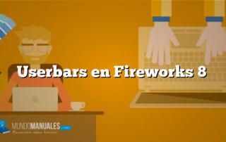 Userbars en Fireworks 8