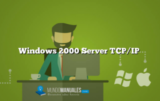 Windows 2000 Server TCP/IP